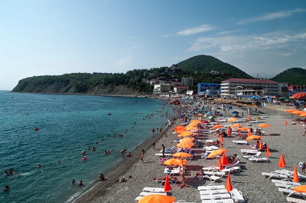 ВКраснодарском крае разработаны стандарты пооформлению берегов