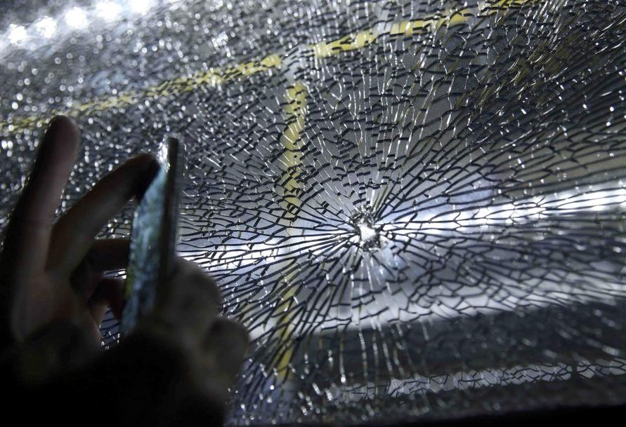 ВАбхазии русских туристов забросали камнями