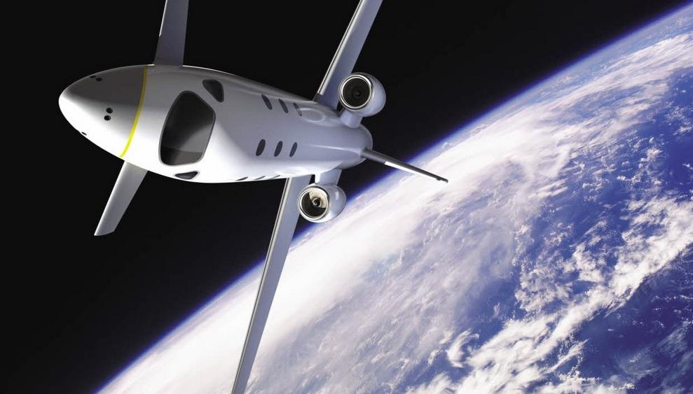 Русский миллиардер вложит $150 млн встроительство ракеты для космического туризма