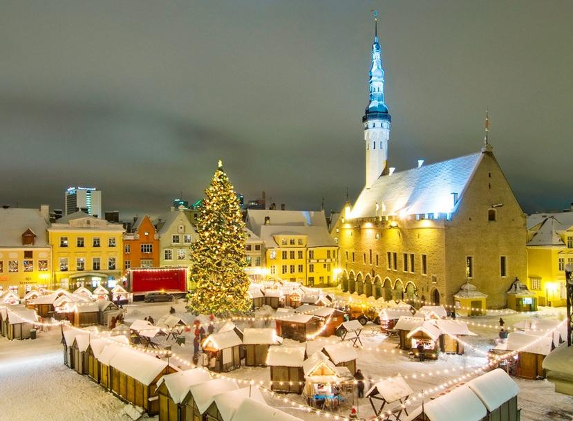 Жители России заняли 2-ое место почислу поездок вЭстонию