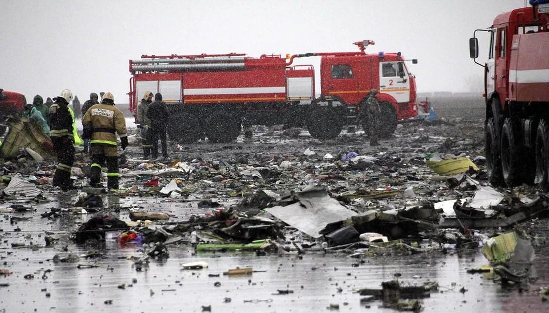 FlyDubai выплатила родным погибших при крушении Boeing 105 млн руб.
