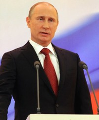 Путин был секс