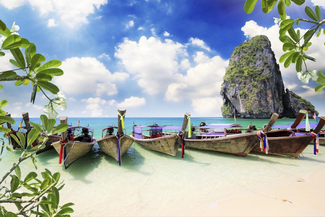 Таиланд внынешнем году ждет неменее 1 млн русских туристов