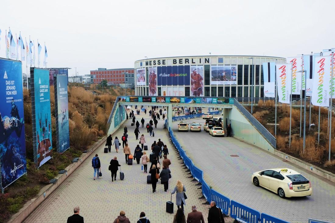 Харьков учавствует втуристической выставке «ITB Berlin»