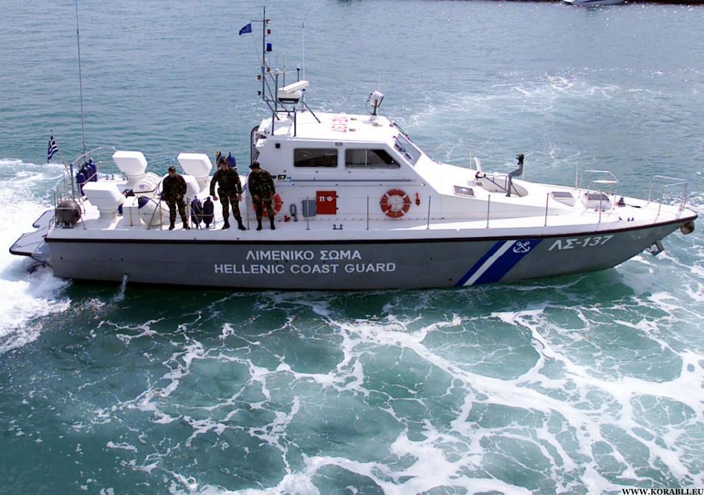 Инцидент стуристическим судном на острове Миконос
