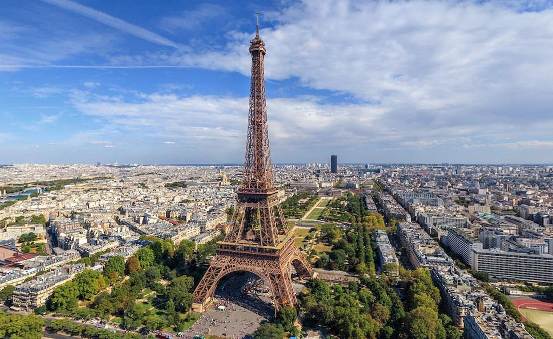 Власти Парижа сообщили  оросте турпотока из Российской Федерации  практически  на70%