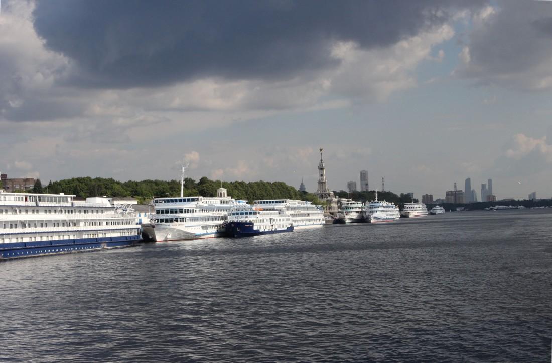 Сооружение Северного речного вокзала в российской столице восстановят вближайшие два года