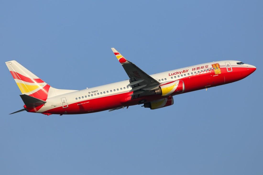 Китайская авиакомпания запустит рейс в Москву для своих туристов