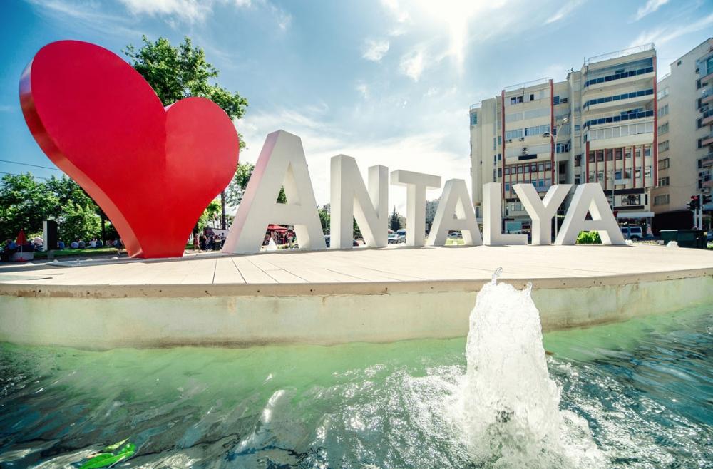 АТОР: кначалу весны Анталью посетило неменее 24 тыс. русских туристов