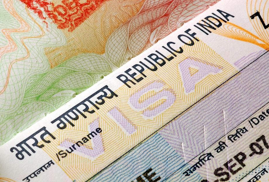 Индия пообещала российским туристам пятилетние визы в Индию