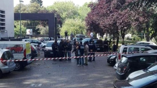 Ростуризм призвал туристов вИталии соблюдать меры безопасности после взрыва вРиме
