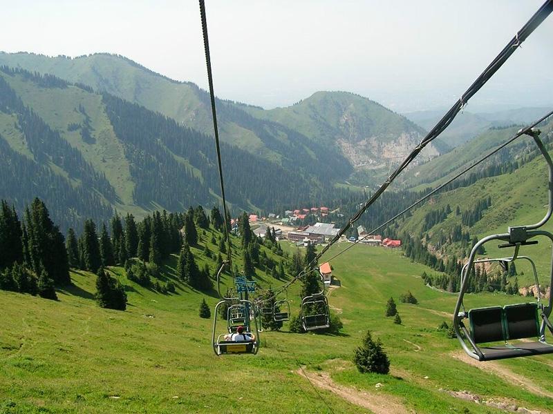Белокуриха вошла втройку курортов для активного летнего отдыха
