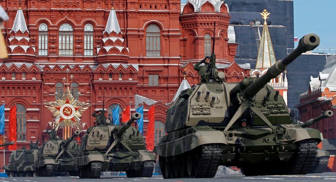 Тула— вдесятке известных городов утуристов вДень Победы