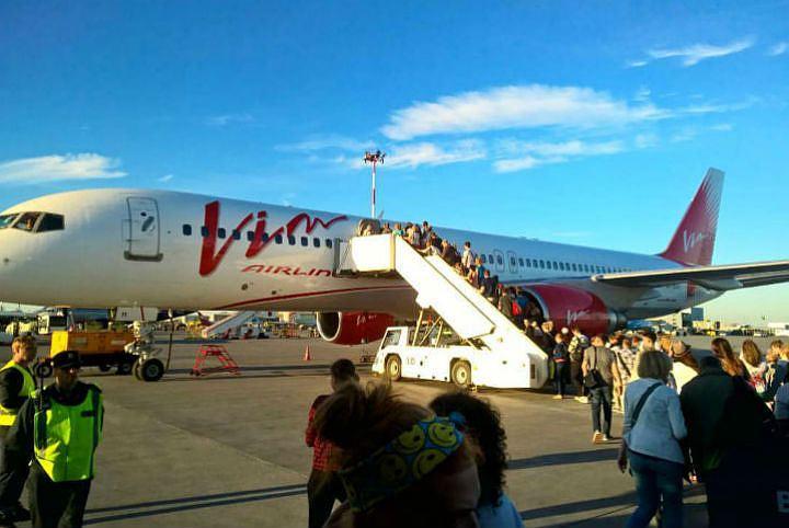 Авиакомпания «ВИМ-Авиа» отменила все чартерные рейсы досередины июня