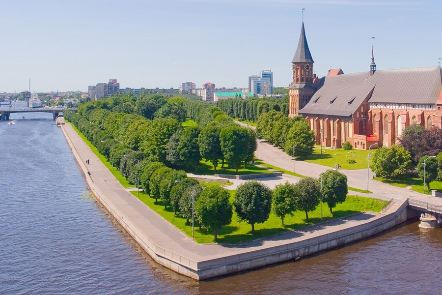 Калининградское отделение «Единой России» выдвинуло кандидата напост губернатора региона