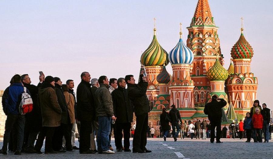 РСТ: въездной туризм в Россию в 2017 вырос на 17% ...