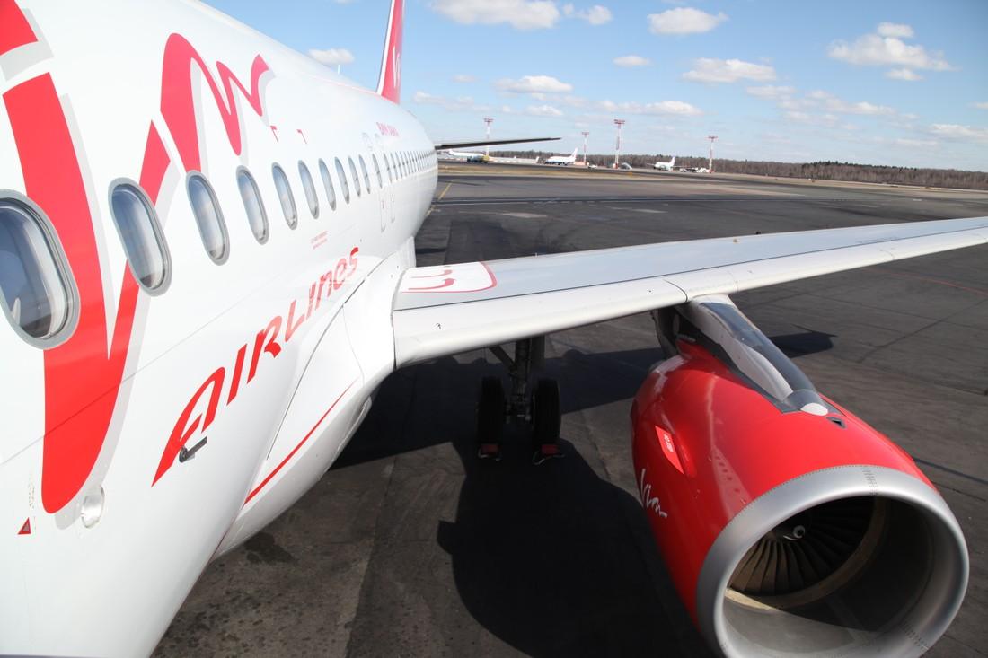 Минтранс позволит заграничным организациям перевезти пассажиров «ВИМ-Авиа»