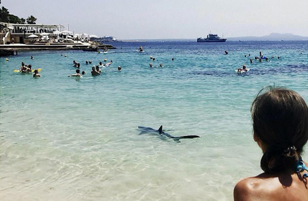 В египте секс на пляже