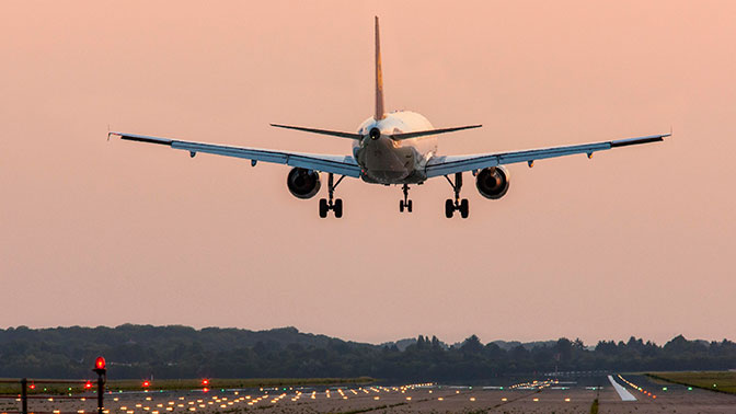 Ваэропорту США предотвратили крупнейшую вистории авиакатастрофу