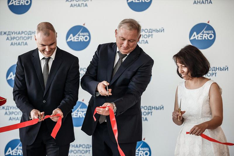 Новый терминал интернационального аэропорта откроют вАнапе