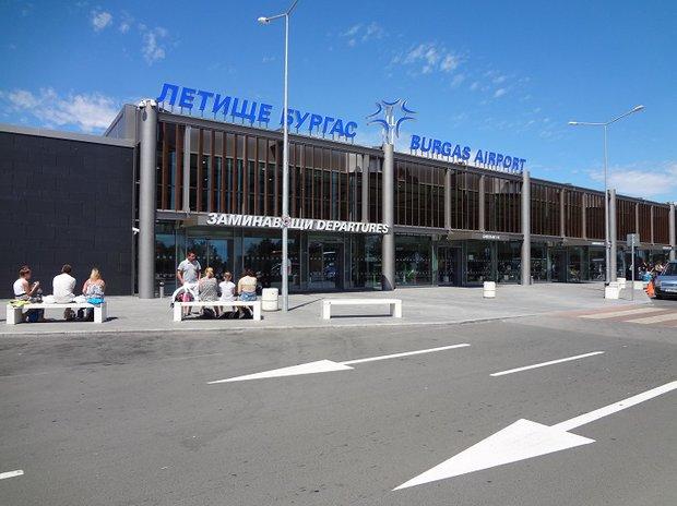 Аэропорта бургаса варну