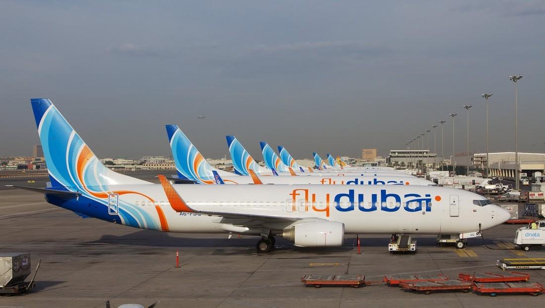 Перелеты изУфы авиакомпания FLYDUBAI возобновит 31октября
