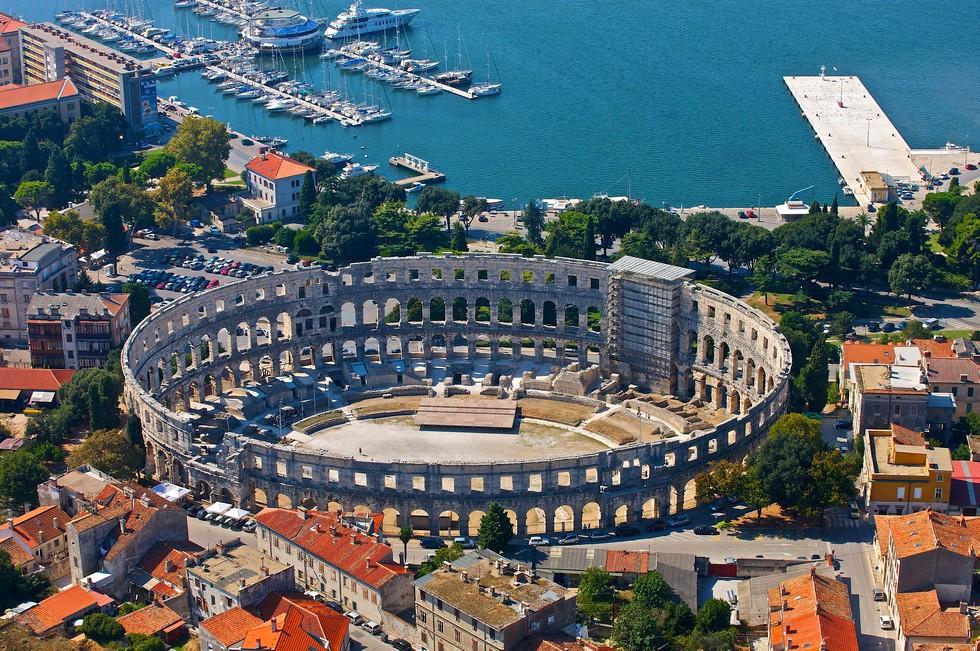 Секс на курортах хорватии