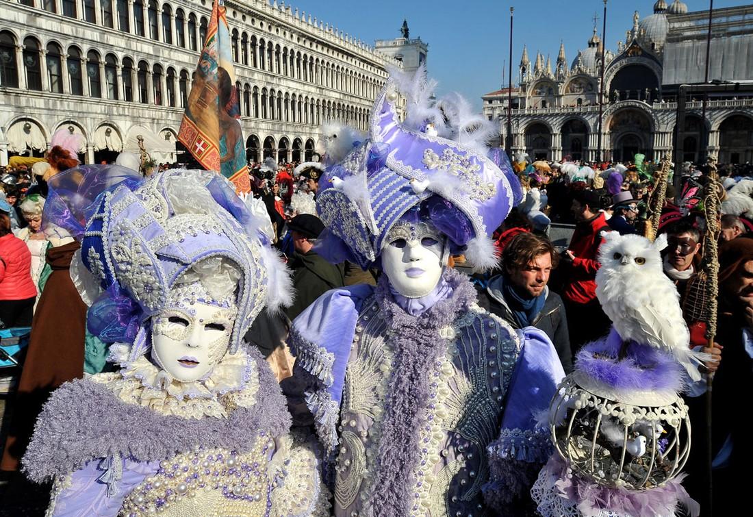 Секс карнавал венеция