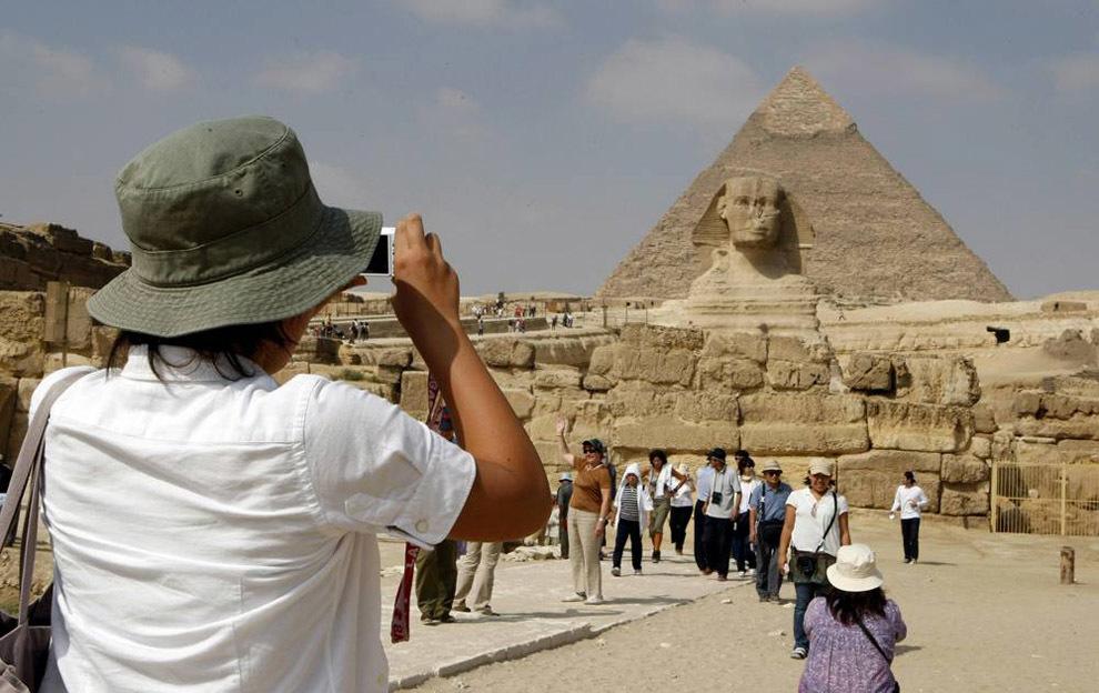 Египет скрыл статистику по туризму в интересах нацбезопасности , Египет