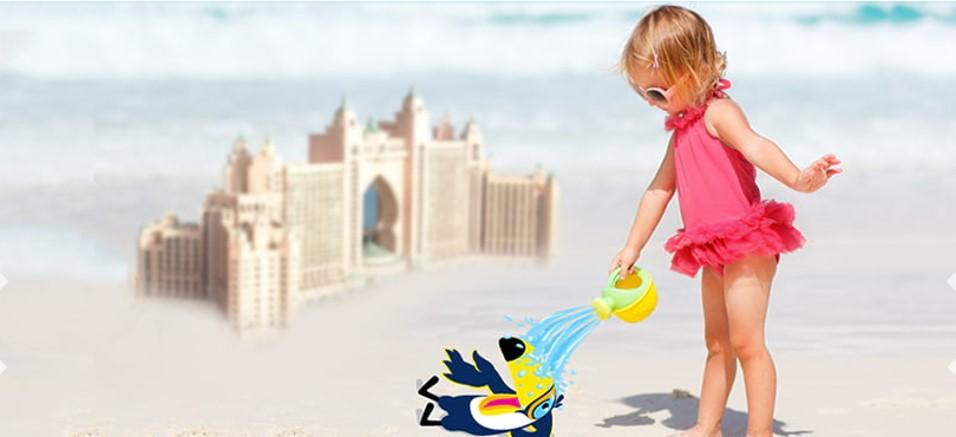 TUI Россия запустит детские клубы TUI Тукан на двух направлениях в зимнем сезоне , Андорра , ОАЭ