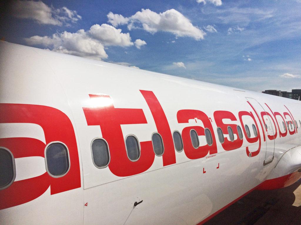 «Интурист» заявил, что решит конфликт между аэропортами и Atlas Global , Россия , Турция