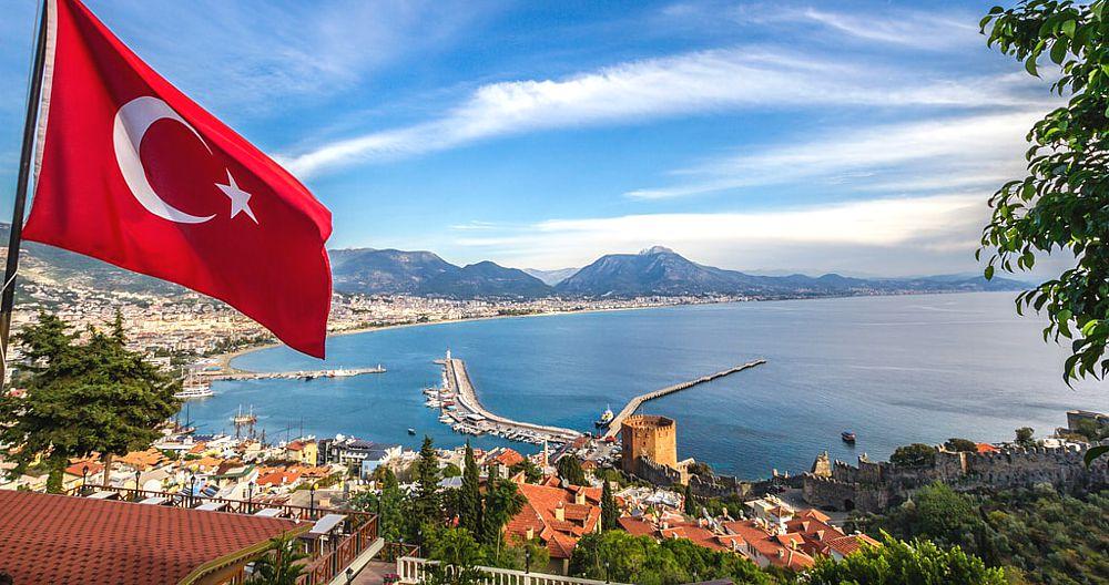 Турцию за 7 месяцев посетило 2.3 млн немецких туристов, к концу года ожидают 4.5 млн , Турция
