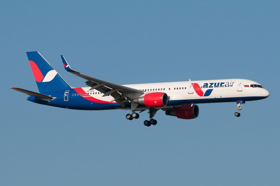 Росавиация отказала Azur Air вдопуске на известные направления