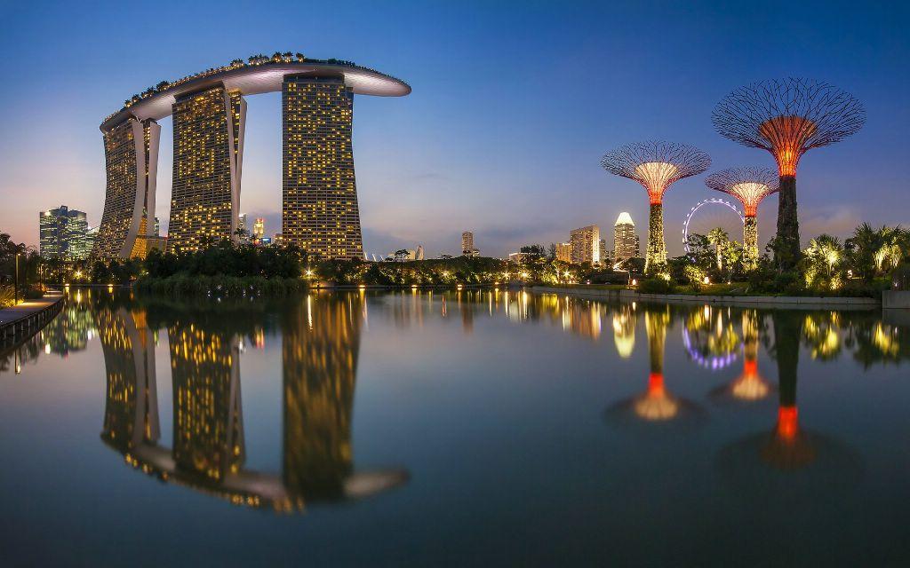 Сингапур в 5-й раз возглавил рейтинг самых дорогих для жизни городов мира