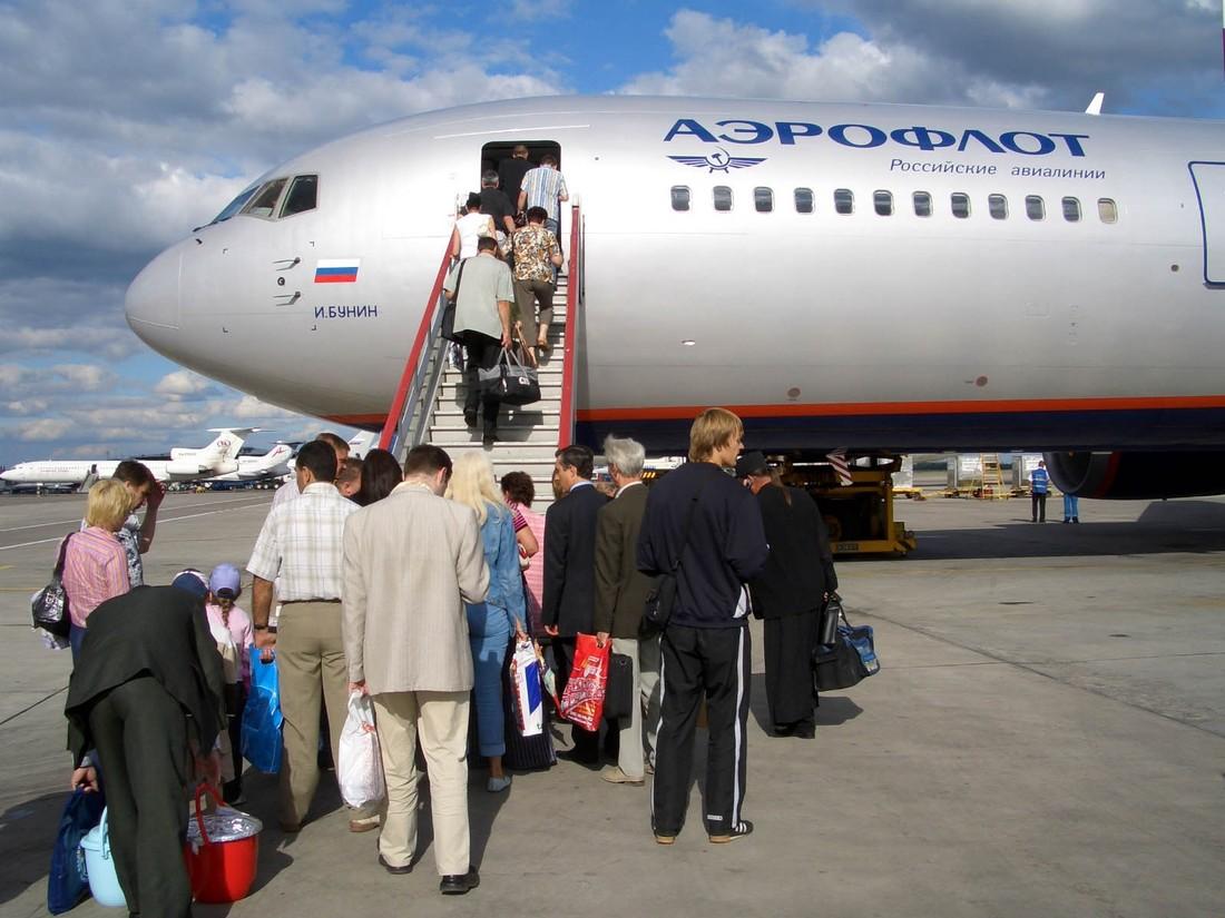 Группа «Аэрофлот» вянваре-апреле увеличила транспортировку  пассажиров на7,2%