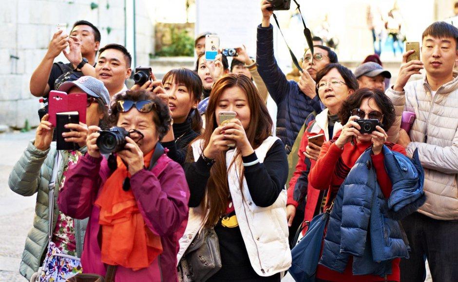 Число туристов из Китая в Армению заметно растет!