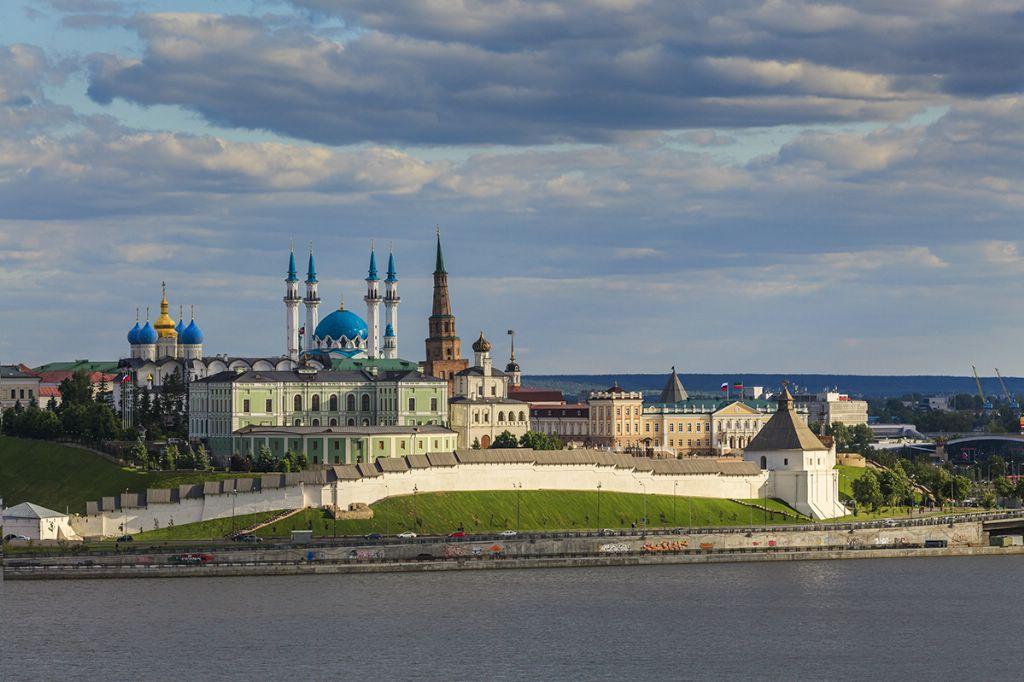 Вмайские праздники Казанский кремль посетили неменее 70 тыс. человек