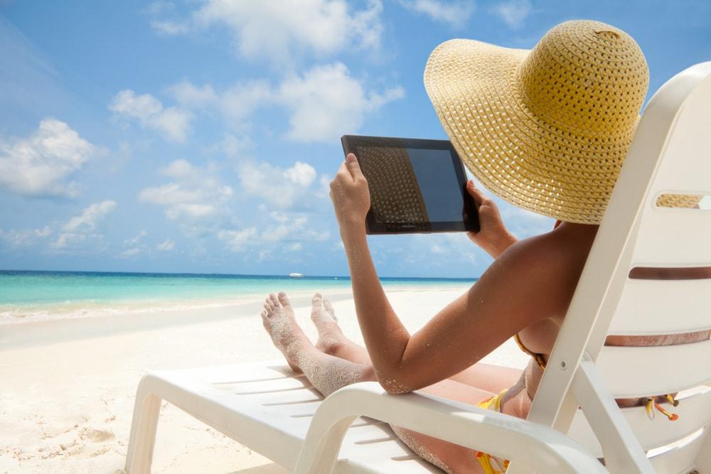 500 пляжей Краснодарского края получат бесплатный wi-fi