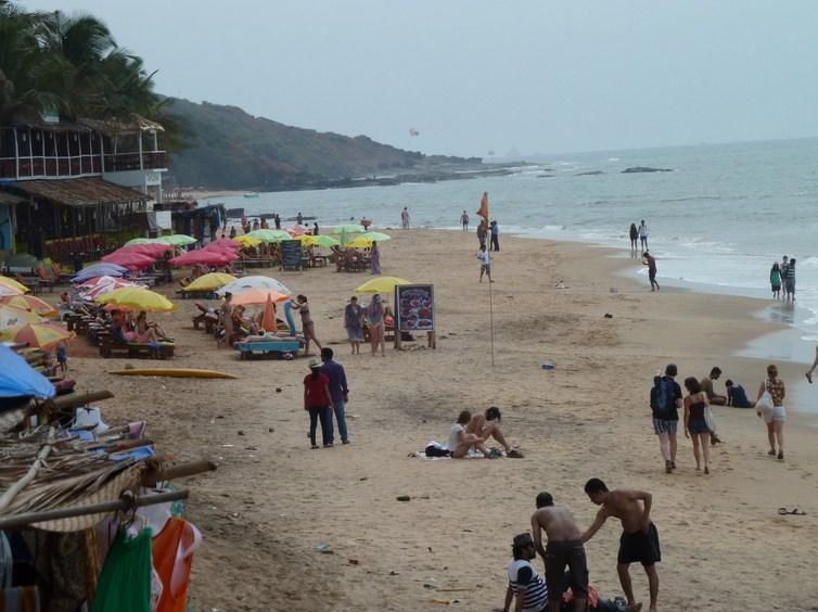 Гоа сравнили с криминальной клоакой опасной для жизни туристов