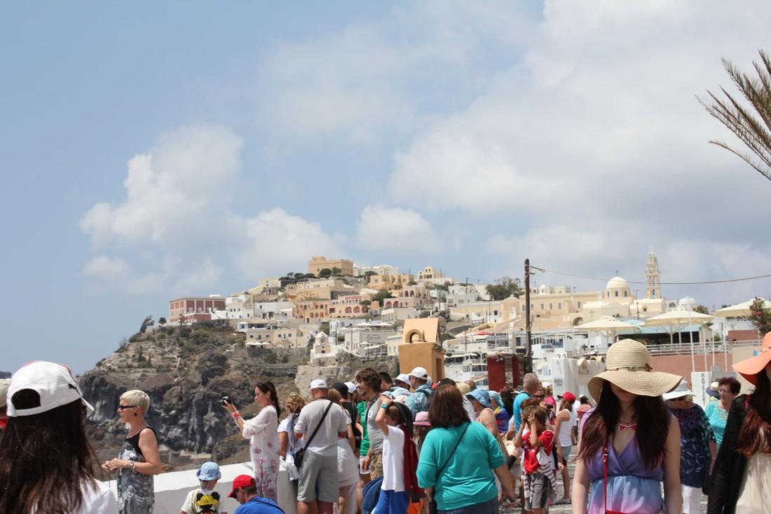 Санторини секс туризм