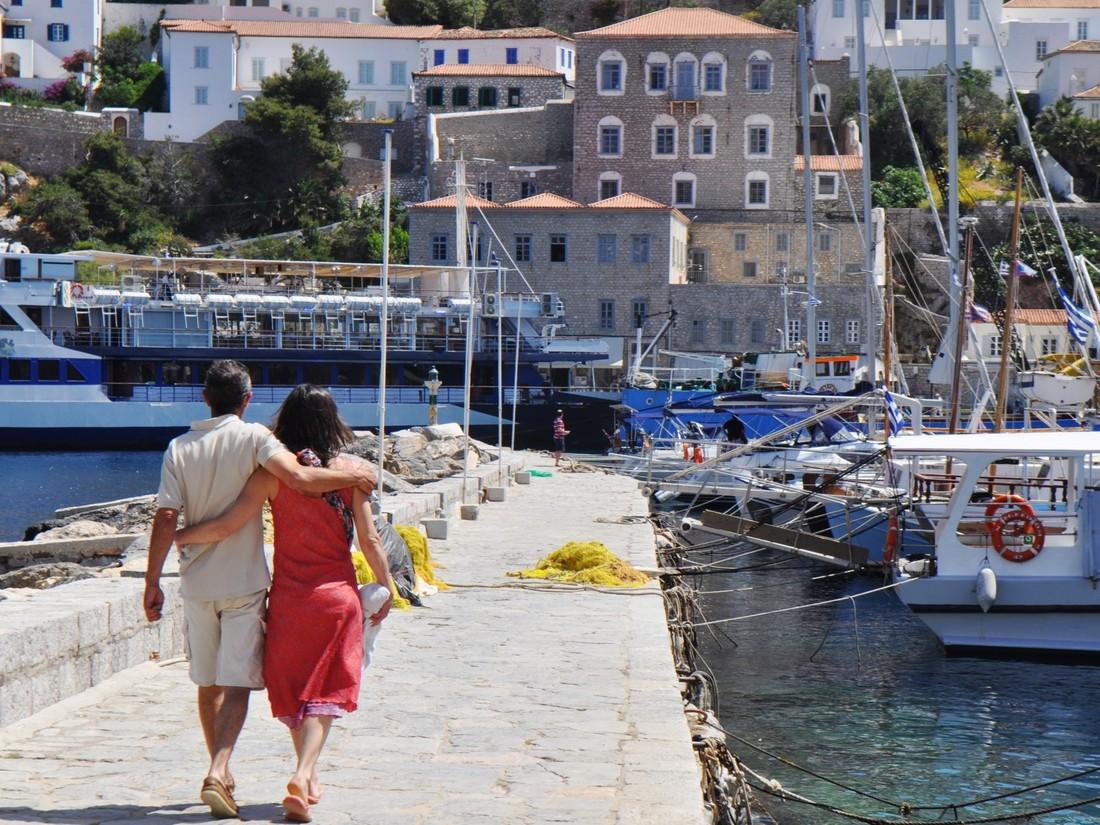 фотографии туристов греция снова этот раз