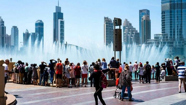 Российские туристы в Дубае заняли по количеству 6-е место ...