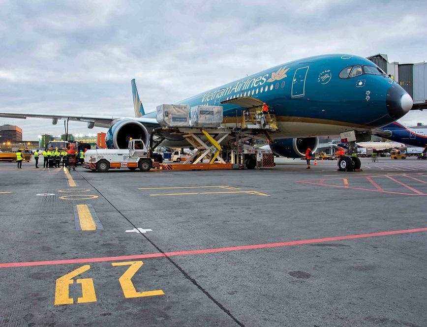 На рейс Москва-Ханой поставили ультрасовременный лайнер Airbus A350-900