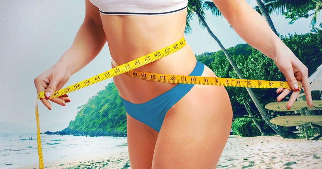 эффективное похудение за неделю оаэ