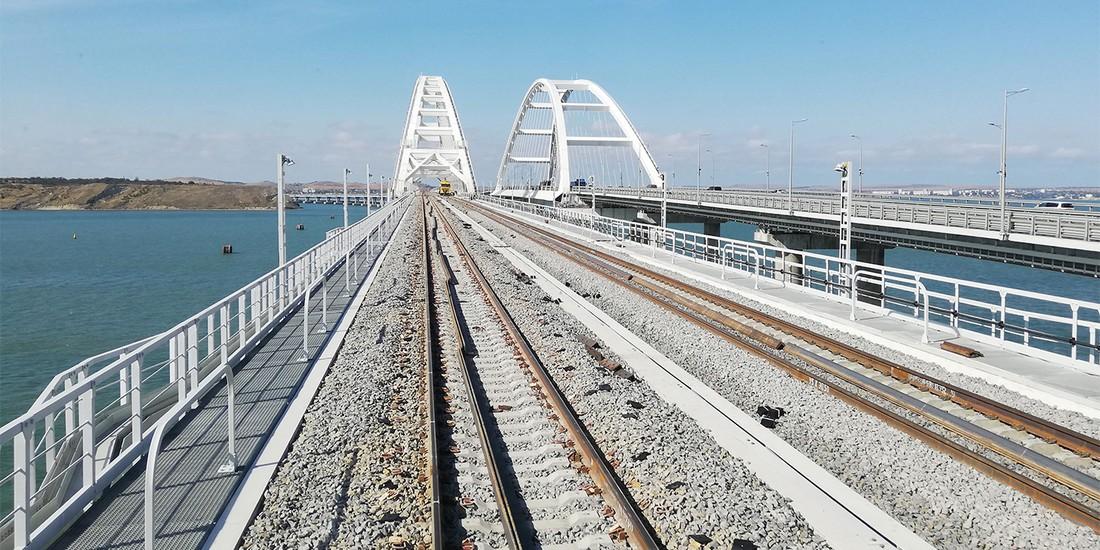 Билеты в Крым на поезде по Крымскому мосту можно уже покупать