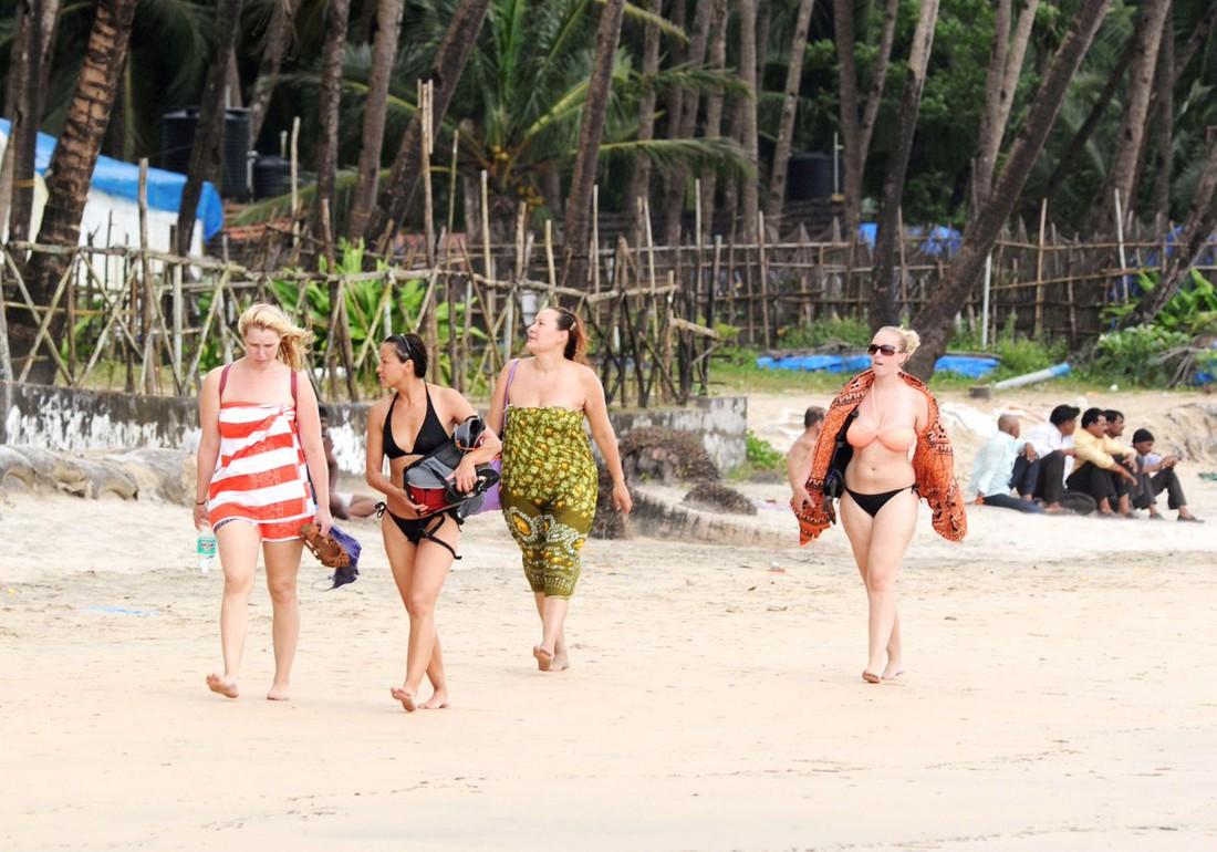 как одеваются туристы на гоа фото приборы необходимы