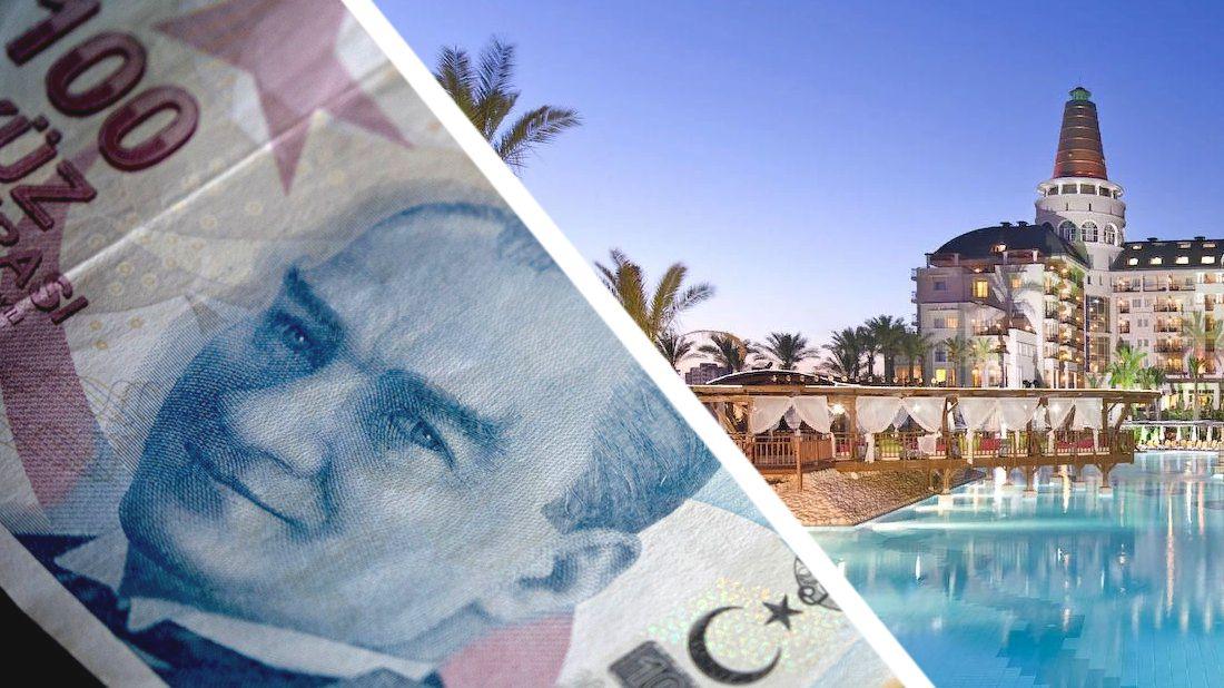 Эрдоган утвердил в Турции налог с туристов