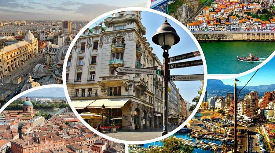Исследование: самые дешевые города для туров на уикенд или «Дранг нах Остен»