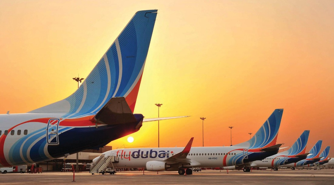 FlyDubai отменила часть рейсов в связи с запретом Boeing 737 MAX8