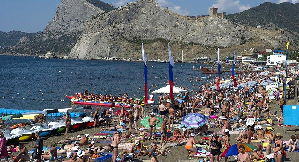 Крым ожидает 7.5 млн туристов